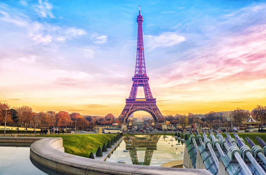 Welcome to Paris: 6 Places to Visit in the City of Light